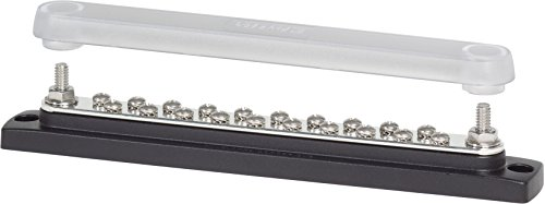 Blue Sea Systems Common busbars (100a-250a), with Cover