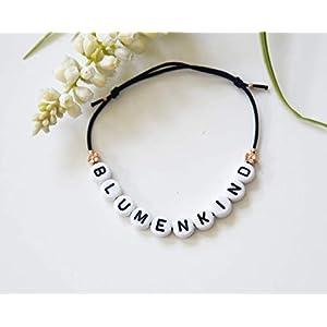 Armband für Blumenkinder