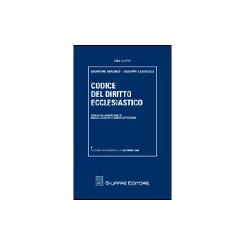 Codice Del Diritto Ecclesiastico