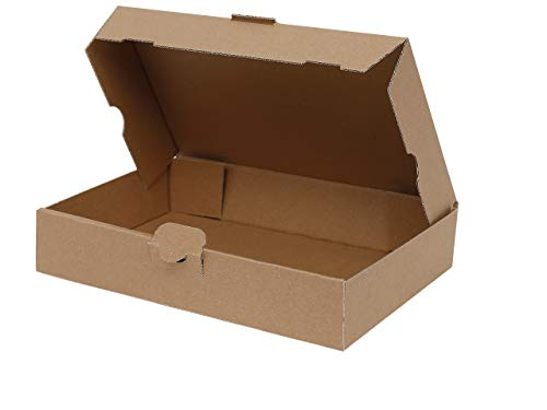 50 Maxibriefkartons 320 x 225 x 50 mm   Maxibrief geeignet für Warensendung mit DHL   wählbar 25-1000 Versandkartons