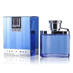 NEW Dunhill Desire Blue EDT Spray 1.7oz Mens Men's Perfume