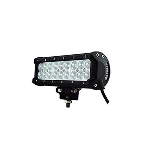 Bobury 9-Zoll-Wasserdicht Shockproof 54W 72W LED Arbeits-Licht-Bar LED Fernlicht-Bar für Auto-Boots-LKW