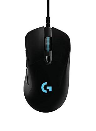 Logitech G403 Prodigy - Ratón (Mano Derecha, US...