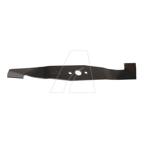 37 cm Standard Messer für ElektrorasenmäherLänge [mm]: 370ZB: 18AL: 8,5AB: 48Ausführung: standardLoch- Ø [mm]: Stück je VE: Leitnummer: Standard Messer