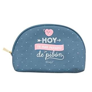 Mr. Wonderful Woa08560es, Bolsa de Maquillaje, Multicolor