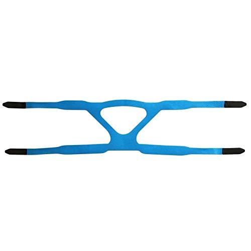 shuaishuang573 Universal-Kopfbedeckungen Gel Vollmaske sichere Ersatz CPAP Kopfband ohne Maske