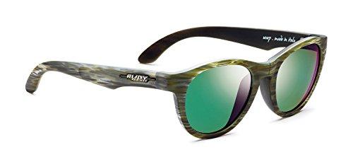 Preisvergleich Produktbild Rudy Projekt Warp Brille,  Green Wood LS Musk