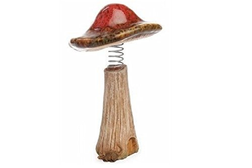 Miniature mushroom- Fairy House-Fata Garden- accessori