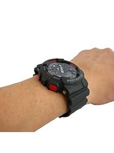 Casio Hombre Big Combi G-Shock Watch, Negro de Casio
