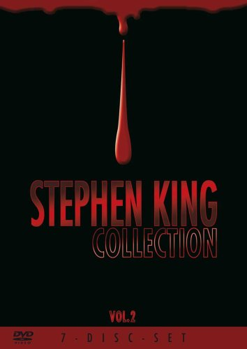 Stephen King Collection, Vol. 2 [7 DVDs] (Stephen King Tv-serie)