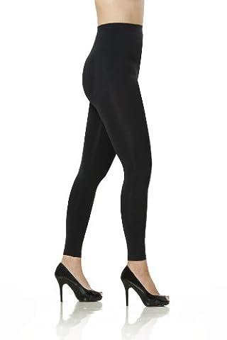 Sleex Legging gainant, Noir, Taille (Spanx Collant)