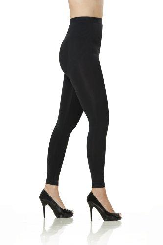 Sleex Figurformende Leggings, Schwarz, Groesse M/L -
