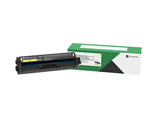Lexmark Toner Laser Jaune