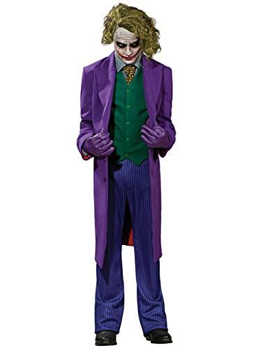 Rubie's Joker TDK Kostüm für Herren Grand Heritage (Grand Heritage Joker Kostüm)