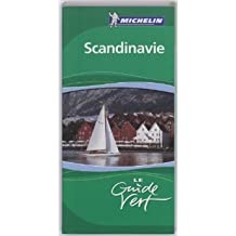Scandinavie : Danemark Norvège Suède de Michelin ( 19 avril 2006 )