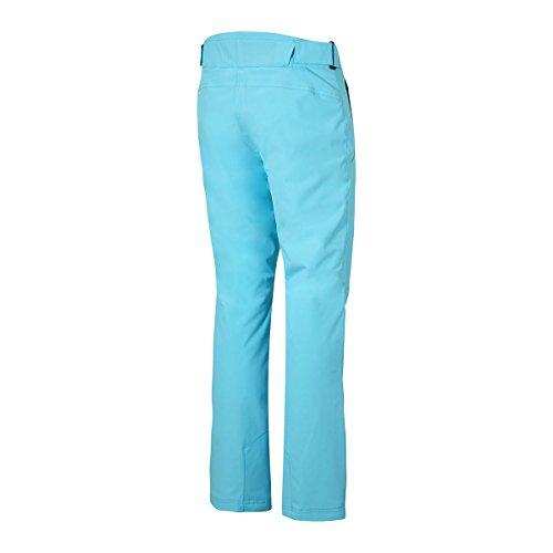 Ziener Damen Taipa Lady (Pant Ski) Skihose blue aqua