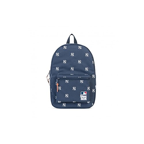herschel Settlement Backpack black Navy/White Yankees Backpack