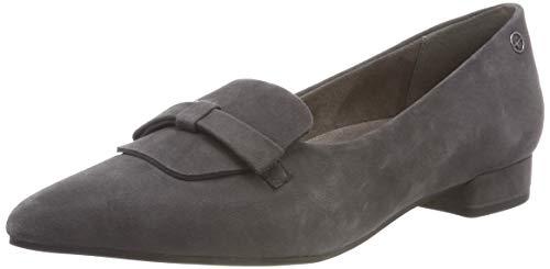 Tamaris Damen 24200-21 Slipper, Grau (Graphite 206), 39 EU