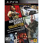 ROCKSTAR GAMES COLLECTION: EDITION 1(NOV 2012)CONTAINS 4 DISC'S-NLA PS3 ADVENTURE ROCKSTAR HAS OFFICIALLY ANNOUNCED ITS ROCKSTAR GAMES COLLECTION, A PACKAGE OF FOUR RANDOM ROCKSTAR RELEASES FROM T HELAST COUPLE OF YEARS: RED DEAD REDEMPTION, GRAND TH...