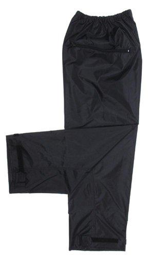 MFH Pantalon imperméable Noir - Noir