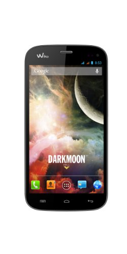 Wiko Darkmoon Smartphone Dual SIM, Nero