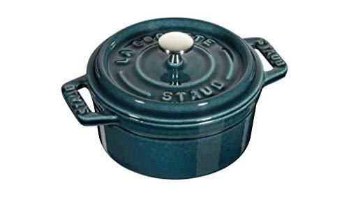 Staub 1101037 Mini-Cocotte, La Mer, 10 cm