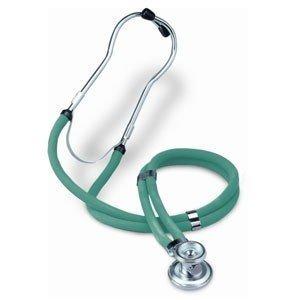Sprague Rappaport Stethoskop Tytan große Qualität Groovy Farben This One ist in blaugrün -
