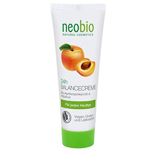 "neobio Balancecreme \""24 h\"" (50 ml)"