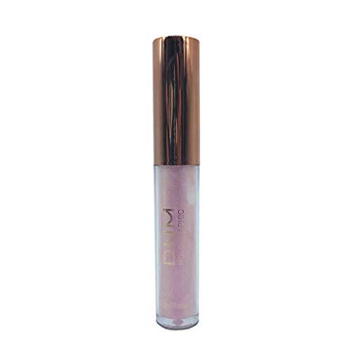 Gloss à lèvres,Innerternet Le liquide de longue durée imperméable Polarize Light Lipstick Makeup Gloss Lip Gloss long durable lèvres brillant étanche liquide rouge à lèvres stylo (D)