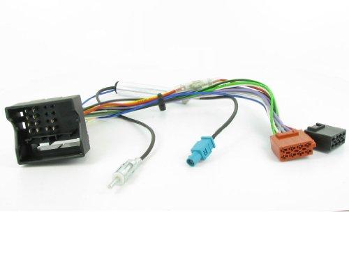 Oferta de Connects2 CT20CT03 - Cable adaptador para radio de coche Citroën C2/C3/C4/C5/C6/C8 con conector de antena y clavija jack (modelos 2004 y posteriores)