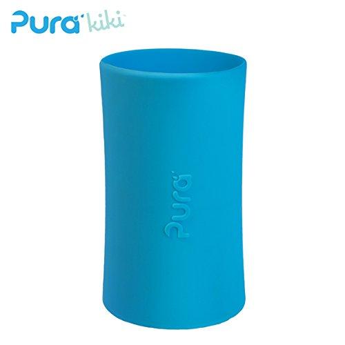 Pura Kiki - Silikonüberzug (Sleeve) - 250ml/325ml Pura Farbe Blau