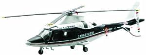 BUYLLOON HOME NewRay 25183 - Sky Piloto AgustaWestland AW 109 - Policía, Escala 1:43, Die Cast