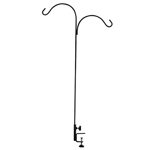 graybunny-gb-6858-vertical-deck-hook-5-cm-clamp-360-degree-rotation-117-cm-tall-handrail-pole