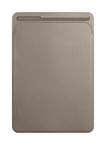 "Apple MPU02ZM/A 10.5"" Sleeve case Gris pardo funda para tablet - fundas para tablets (26,7 cm (10.5""), Sleeve case, Gris pardo, Cuero, Apple, iPad Pro)"