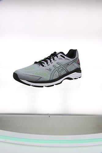 Asics Gt-2000 7, Zapatillas de Running para Hombre, Gris (Sheet...