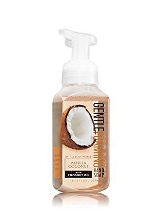 Bath & Body Works Gentle Foaming Hand Soap VANILLA COCONUT