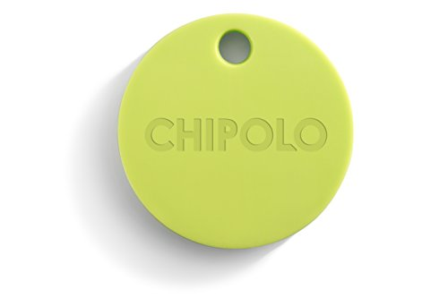 Chipolo classic 2g localizzatore bluetooth, verde