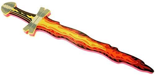 Liontouch 189LT Flammenschwert Schaumstoff Rollenspiel Spielzeug für Kinder