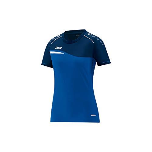 JAKO Herren T-Shirt Competition 2.0, royal/Marine, 3XL (Mesh-fußball-trikot)