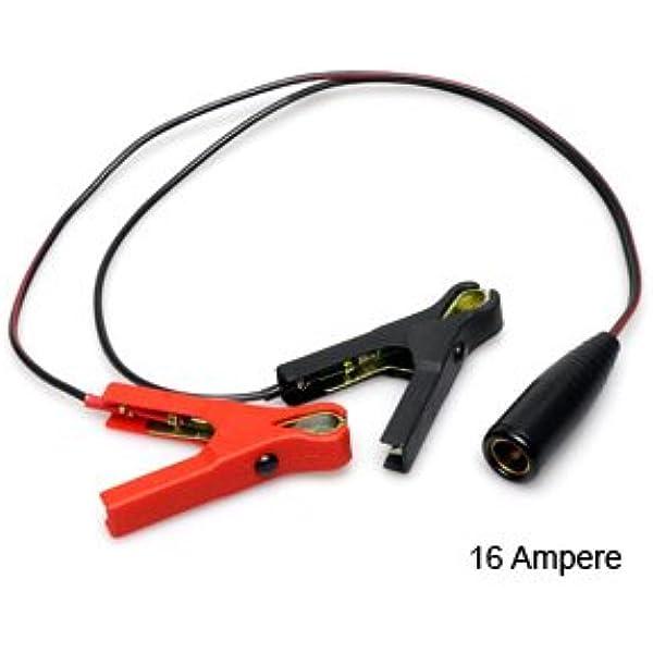 Fritec Kfz Adapterkabel 16 A Zum Laden Ein Und Ausgebauter Batterien Bv11622 Auto