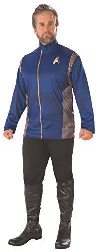 Command Uniform Adult Costume Top - Standard ()