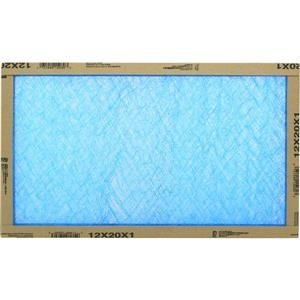 Flandern/precisionaire 12x 20x 1fibra de vidrio Horno filtro (12unidades)