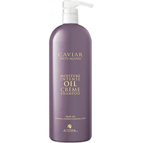 ALTERNA CAVIAR MOISTURE INTENSE Oil Creme Shampoo 1000ml