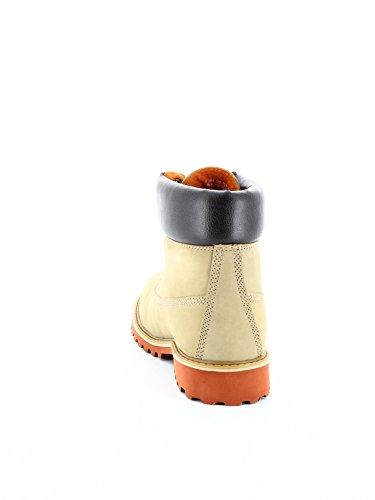 Scarponcini per uomo Lumberjack modello river taupe Taupe