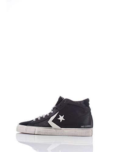 Converse Adults  Lifestyle Pro Leather Vulc Distressed Mid Low-Top Sneakers 4a3265b42