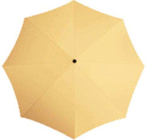 Sonnenschirm Ampelschirm Z Singlepole Uno 300x300 grau/gelb D158