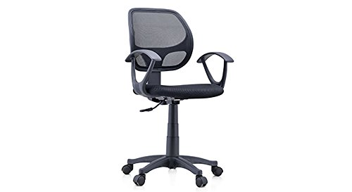 Urban Ladder Eisner Study Chair (Black)