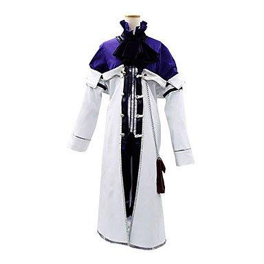 Sunkee Pandora Hearts Cosplay Xerxes Break Kostüm, Größe S ( Alle Größe Sind Wie Beschreibung Gesagt, überprüfen Sie Bitte Die Größentabelle Vor Der Bestellung - Xerxes Kostüm