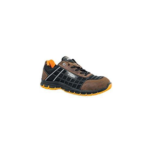 Jallatte - Chaussure de sécurité basse JALDOJO SAS S3 SRC - Jallatte Noir / Orange