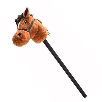 Blaze Hobby Horse with Sound - Chestnut